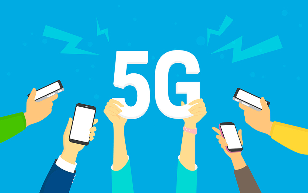 Take Hold of 5G Living